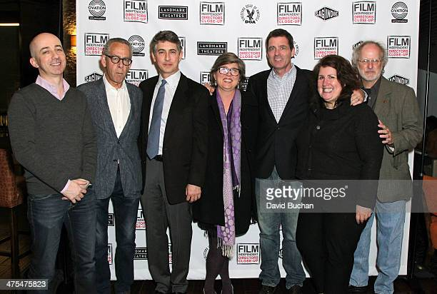 Paul Cowling Film Independent Associate Director of film education David Ansen Los Angeles film festival artistic director Alexander Payne Director...