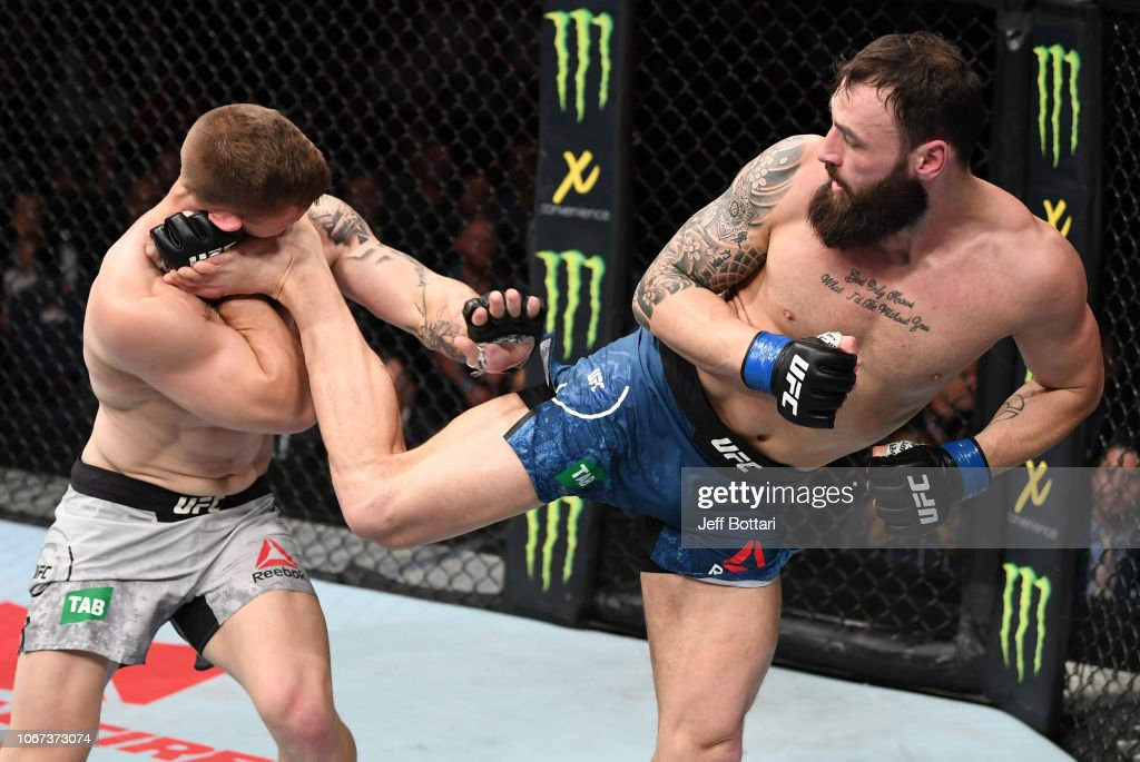 UFC Fight Night: Crute v Craig : News Photo