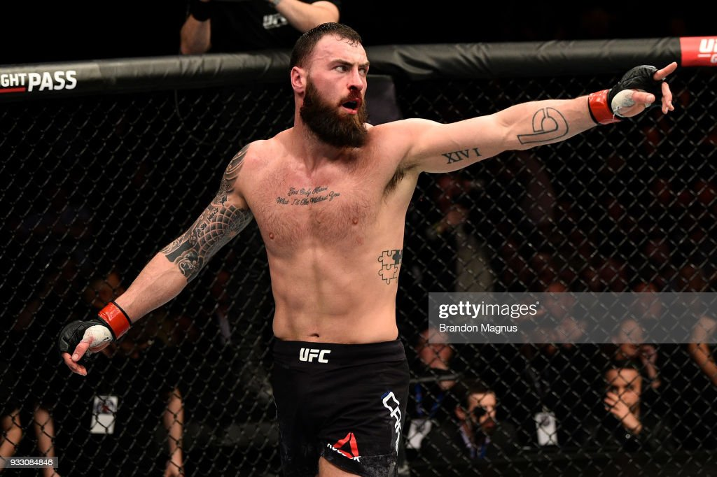 UFC Fight Night: Craig v Ankalaev : News Photo