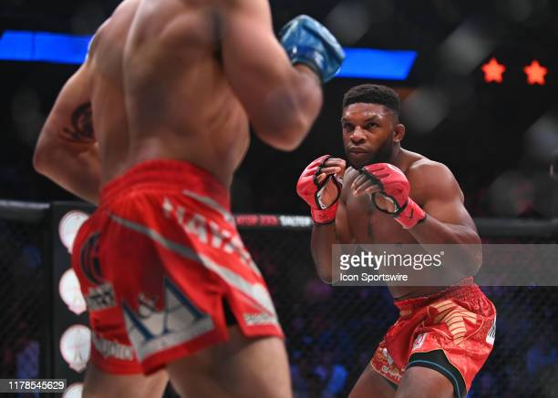 Paul Daley takes on Saad Awad in a contract weight bout on October 26, 2019 for Bellator 232 at the Mohegan Sun Arena in Uncasville, Connecticut.