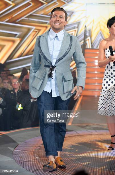 Paul Danan is evicted from the Celebrity Big Brother House at Elstree Studios on August 18 2017 in Borehamwood England