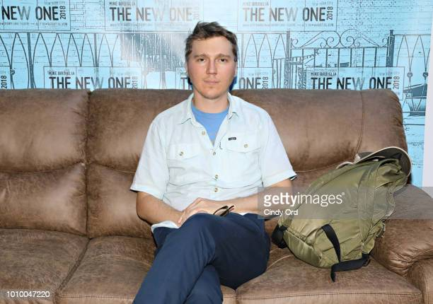 Paul Dano attends the opening night of Mike Birbiglia The New One at the Cherry Lane Theatre on August 2 2018 in New York City