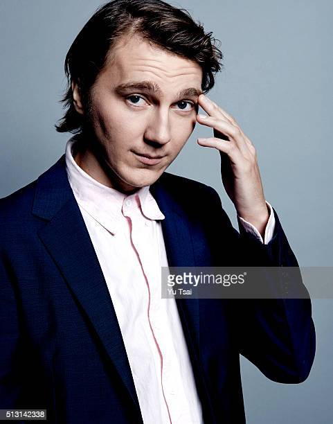Paul Dano is photographed at the Toronto Film Festival for Variety on September 12 2015 in Toronto Ontario