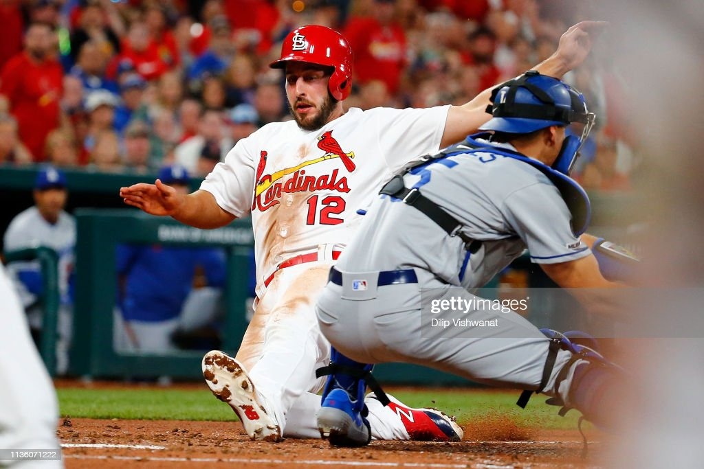 Los Angeles Dodgers v St Louis Cardinals : News Photo