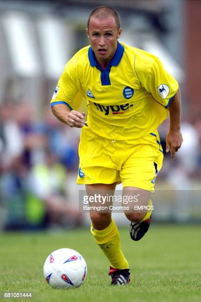 Paul Devlin Birmingham City