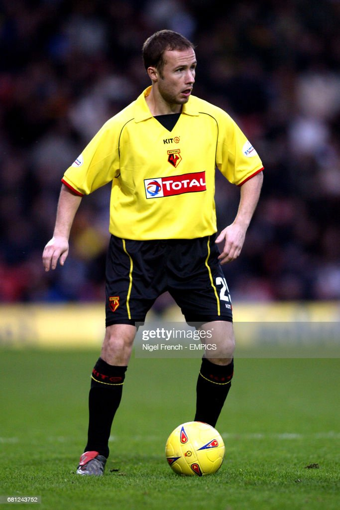 Soccer - Nationwide League Division One - Watford v Nottingham Forest : News Photo