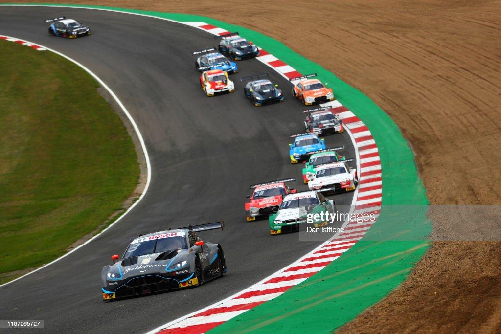 DTM Brands Hatch - Qualifying & Race : News Photo