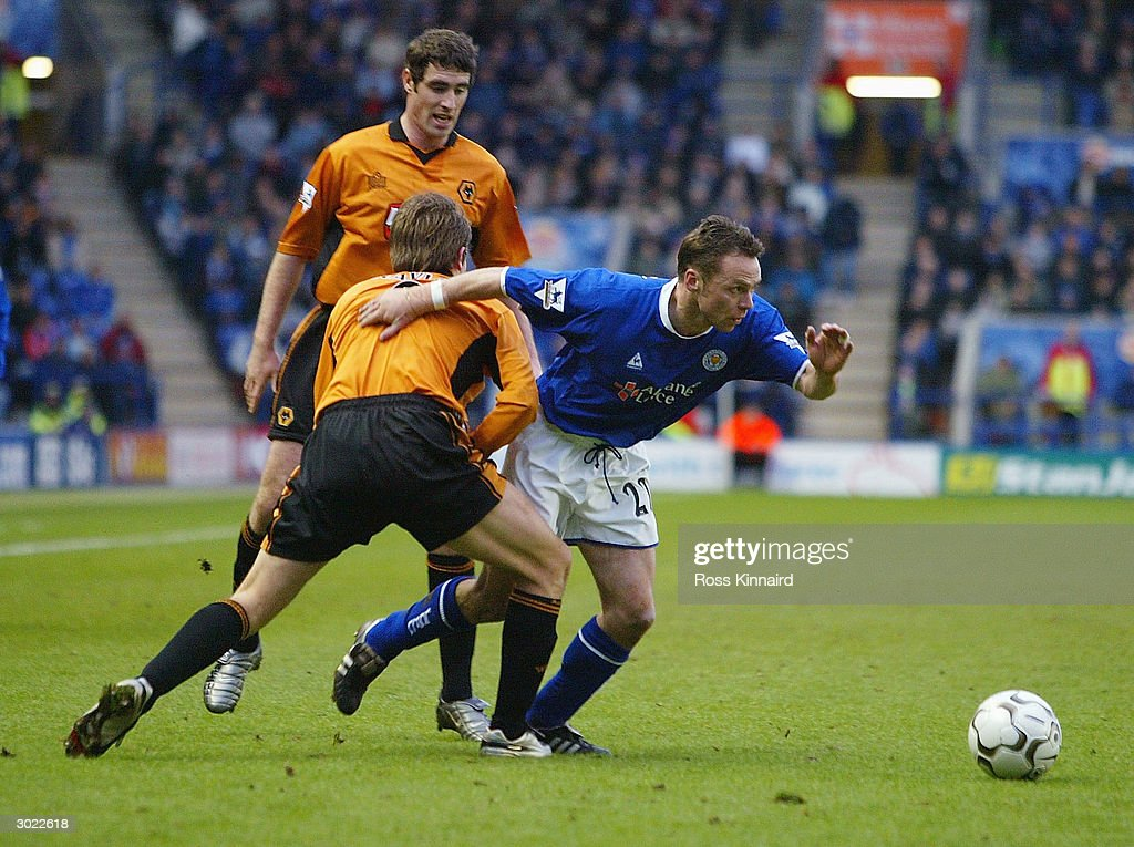 Leicester City v Wolverhampton Wanderers : News Photo
