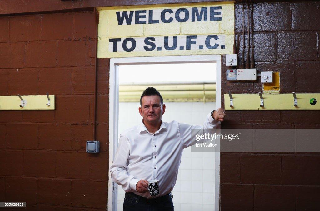 Sutton United Media Access : News Photo