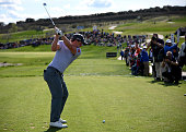 madrid spain paul dunne ireland 17th