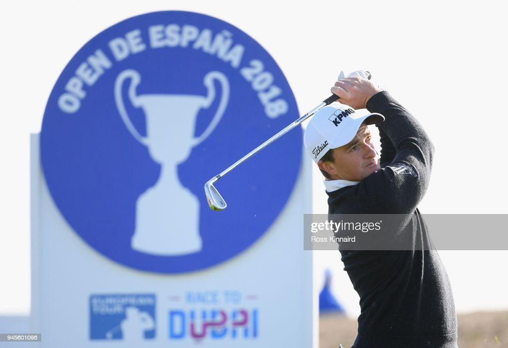 Open de Espana - Day Two : News Photo