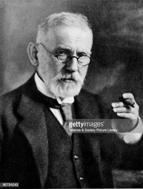 a biography of paul ehrlich a german bacteriologist Paul ehrlich, march 14, 1854, paul  paul ehrlich biography,  paul ehrlich died from natural causes the german emperor and lovers of science around the world .