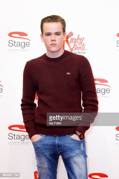 Paul Elvers attends the 'Kinky Boots' Musical Premiere at Stage Operettenhaus on December 3 2017 in Hamburg Germany