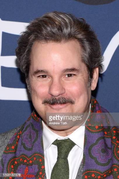 Paul F Tompkins attend the premiere of Netflix's Bojack Horseman Season 6 at the Egyptian Theatre on January 30 2020 in Hollywood California