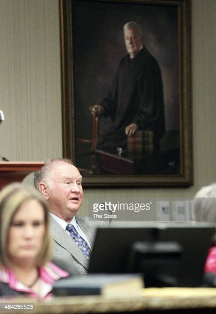 Paul Fann of Hartsville SC testifies that he saw and remembers someone taking a wrapped up bundle of clothes from the house of George Stinney the day...