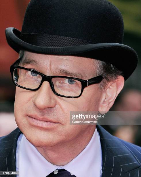 Paul Feig attends the gala screening of 'The Heat' at The Curzon Mayfair on June 13 2013 in London England