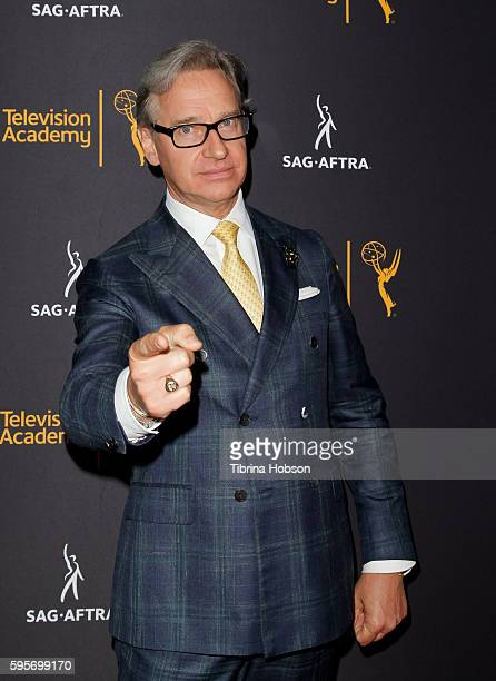 Paul Feig attends the Television Academy and SAGAFTRA's 4th annual Dynamic and Diverse Celebration at Saban Media Center on August 24 2016 in North...