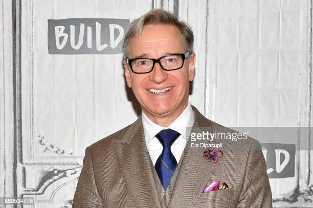 Paul Feig visits Build to discuss Paul Feig for JCrew at Build Studio on November 27 2017 in New York City