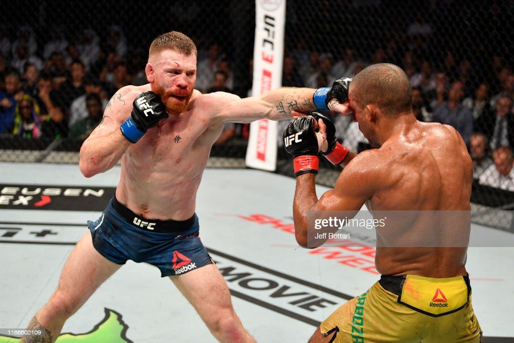 UFC 242: Barboza v Felder : News Photo