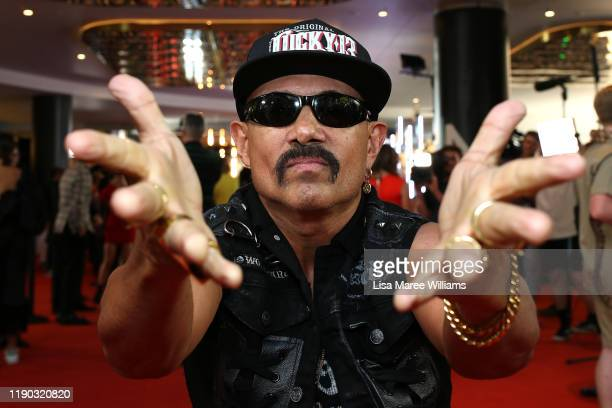 Paul Fenech arrives for the 33rd Annual ARIA Awards 2019 at The Star on November 27 2019 in Sydney Australia