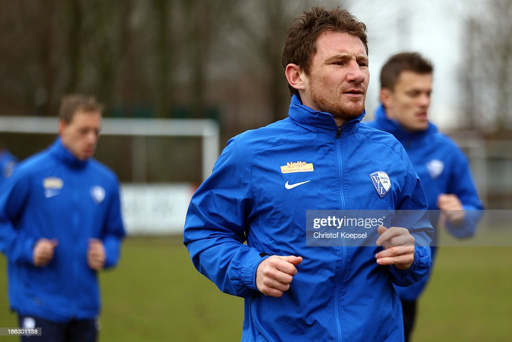 VfL Bochum Training Session