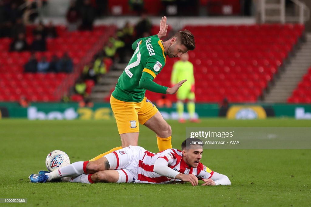 Stoke City v Preston North End - Sky Bet Championship : News Photo
