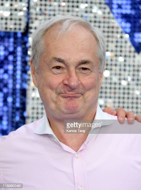 """Paul Gambaccini attends the """"Rocketman"""" UK premiere at Odeon Luxe Leicester Square on May 20, 2019 in London, England."""
