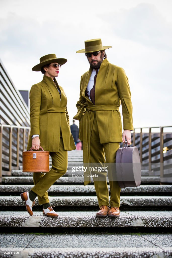 Pitti Uomo Street Style Trend - Dress Like Your Friend!