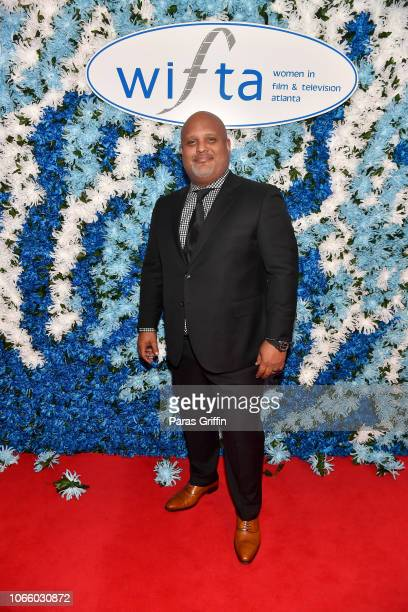 Paul Garnes attends the '2018 Annual Women In Film Television Gala' at 103 West on November 10 2018 in Atlanta Georgia