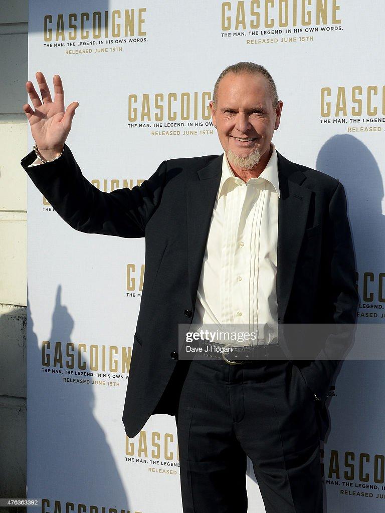 """""""Gascoigne"""" - Premiere - VIP Arrivals"""