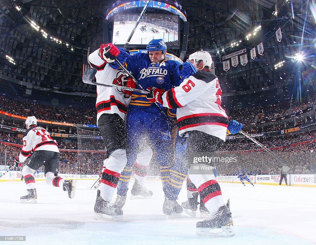 New Jersey Devils v Buffalo Sabres : News Photo