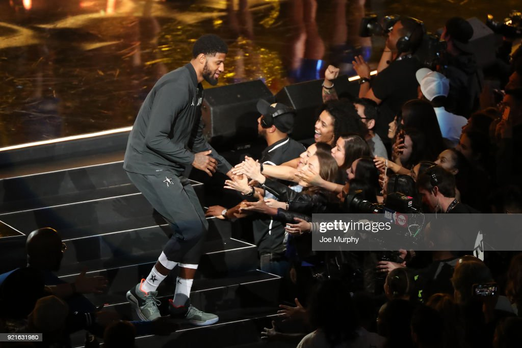 2018 NBA All-Star Game : News Photo
