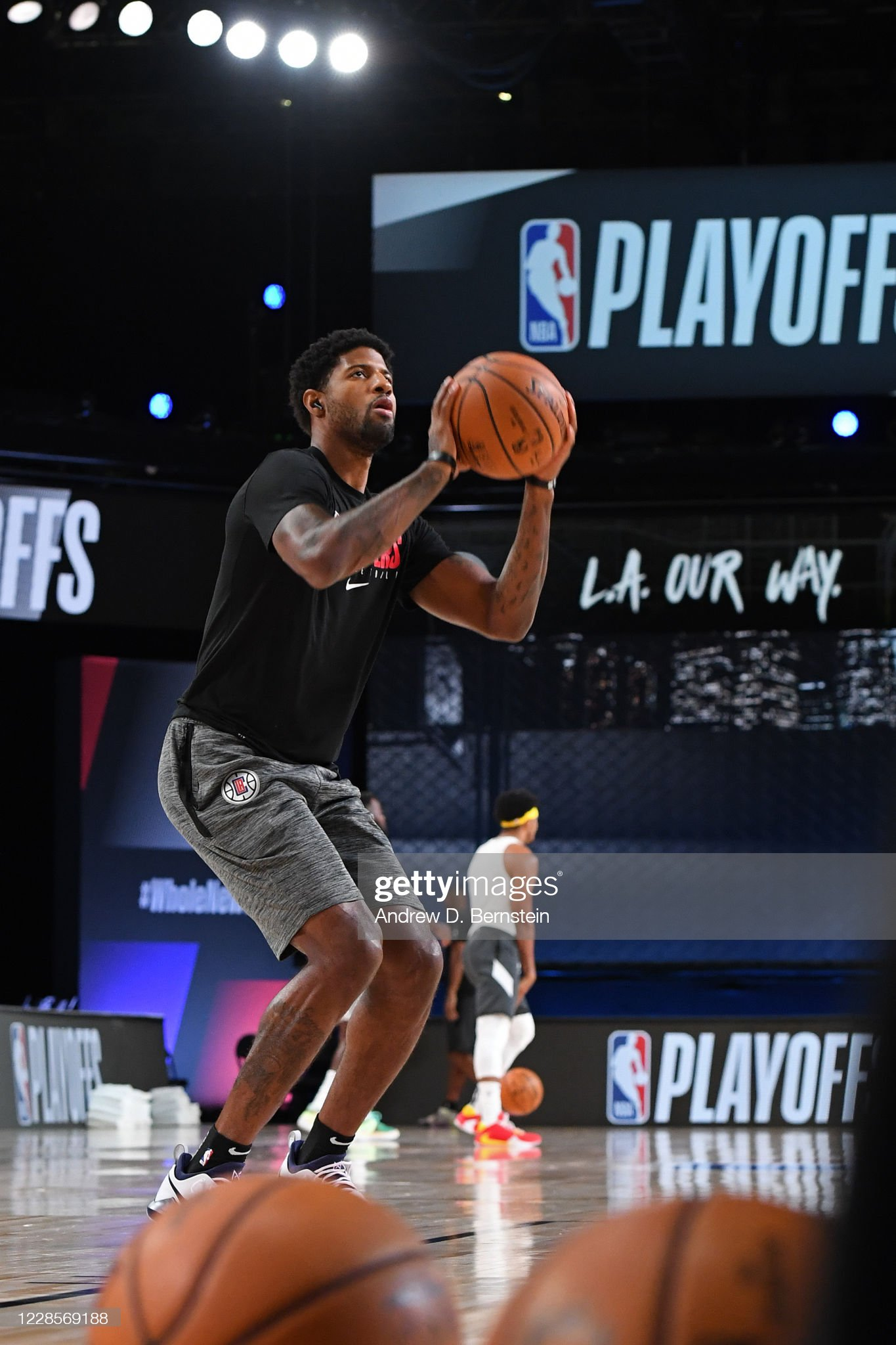Denver Nuggets v Los Angeles Clippers - Game Seven : News Photo