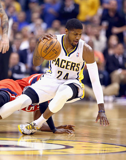 Atlanta Hawks v Indiana Pacers - Game Five Photos and Images  0278c66a3