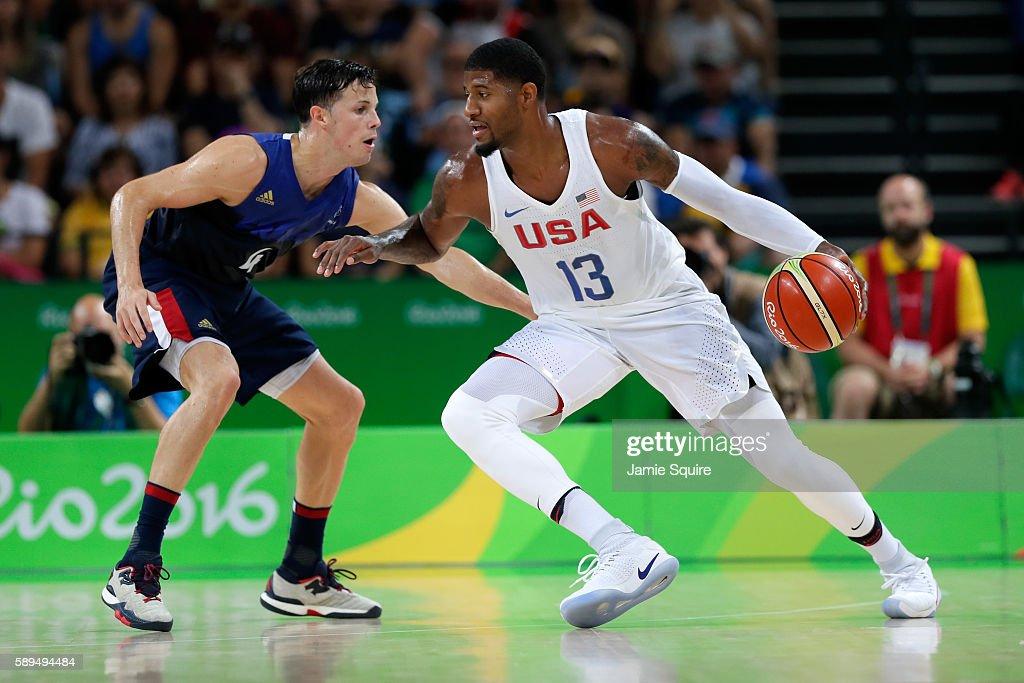 Basketball - Olympics: Day 9 : News Photo