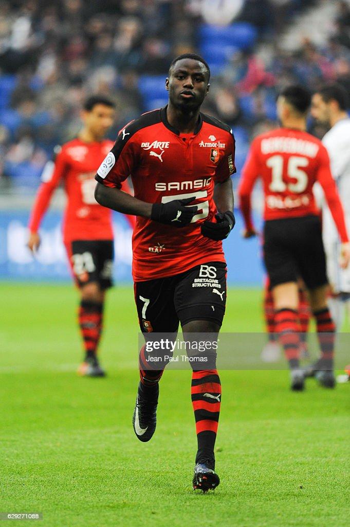 Olympique Lyonnais v Stade Rennes - Ligue 1 : Nachrichtenfoto