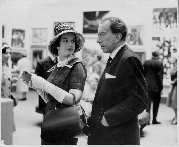 Paul getty and robina lund