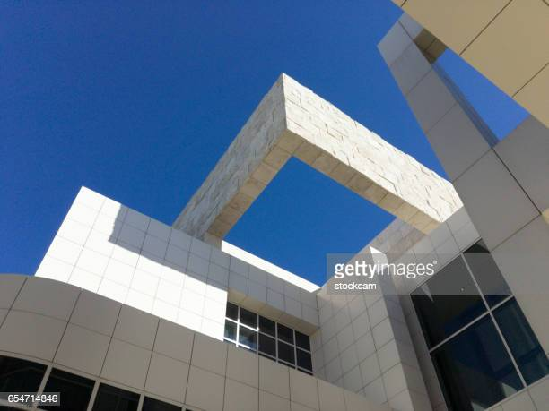 J. Paul Getty Museum, architect Richard Meier