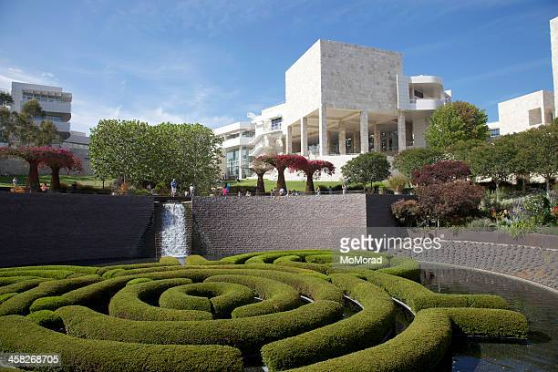 J. Paul Getty Museum Central Garden