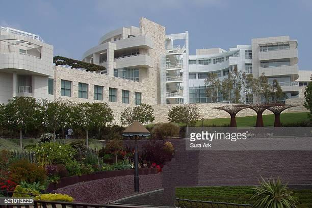 J Paul Getty Museum Los Angeles California