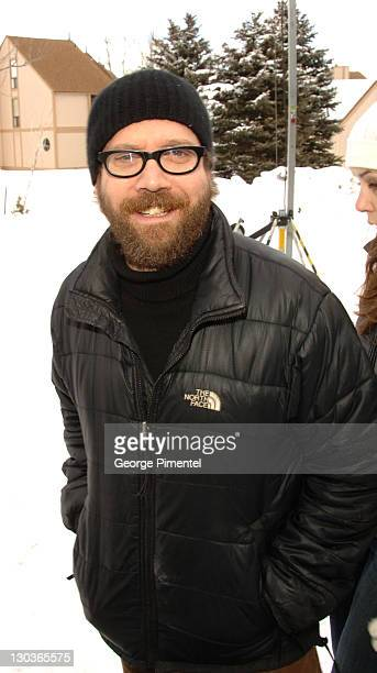 """Paul Giamatti at """"The Hawk Is Dying"""" Premiere during 2006 Sundance FIlm Festival - """"The Hawk Is Dying"""" Premiere at Racquet Club in Park City, Utah,..."""