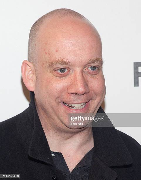 Paul Giamatti attends the Almost Christmas film premiere during the Tribeca Film Festival at BMCC in New York City �� LAN
