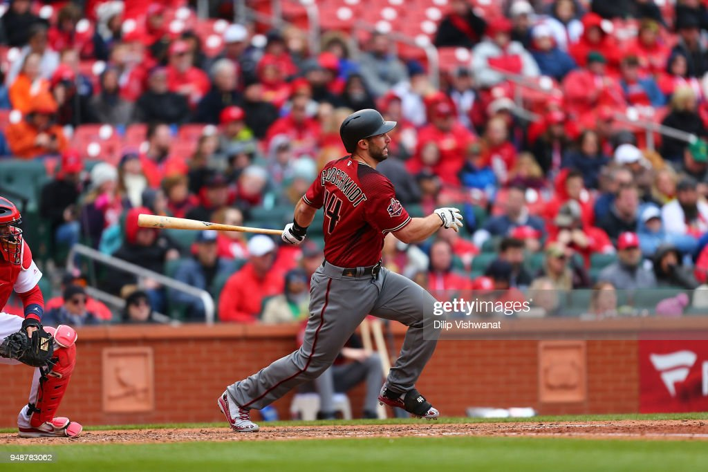 Arizona Diamondbacks v St Louis Cardinals : News Photo