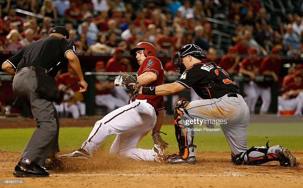 Miami Marlins v Arizona Diamondbacks