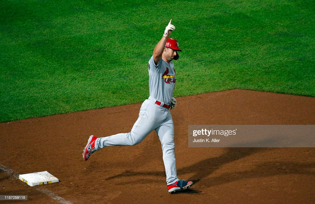 St Louis Cardinals v Pittsburgh Pirates : News Photo