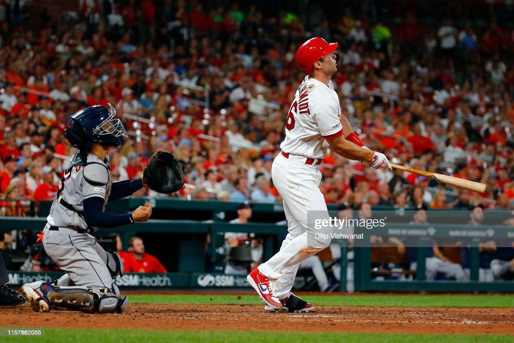 Houston Astros v St Louis Cardinals : Foto jornalística