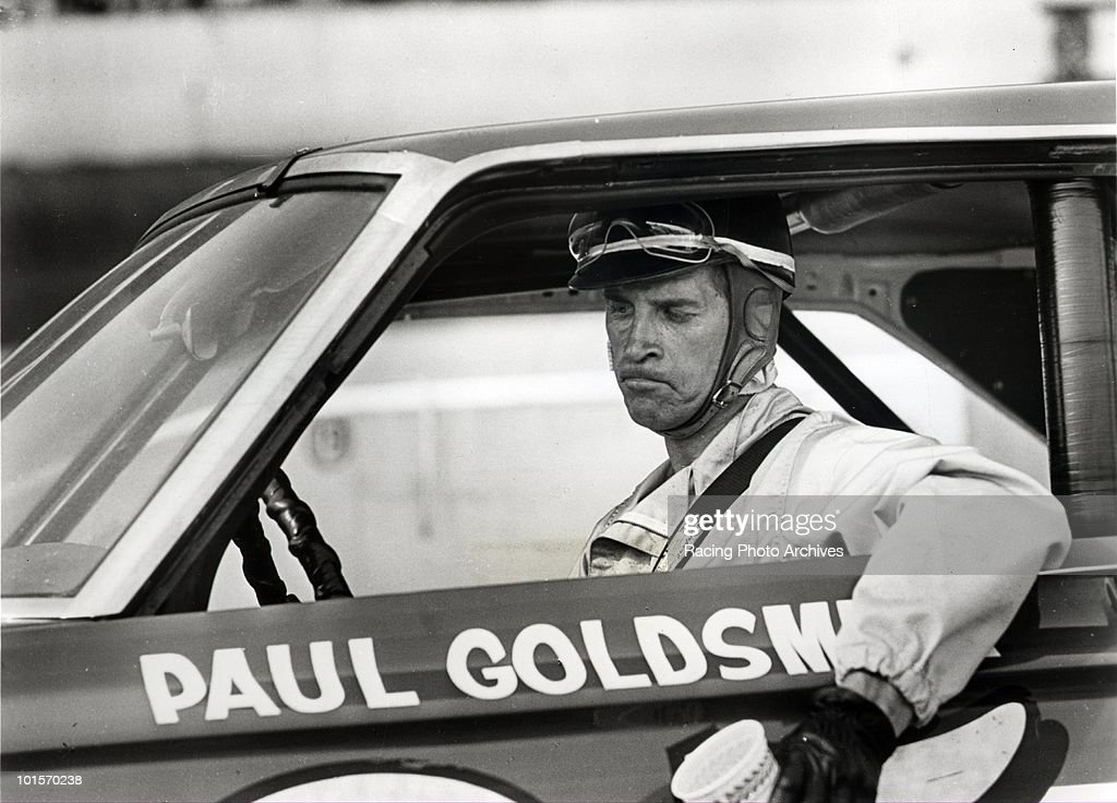 Paul Goldsmith pulls out of The Glen 151.8 after having problems with oil pressure on the 13th lap. Goldsmith would finish 20th and take home $150 for the race.