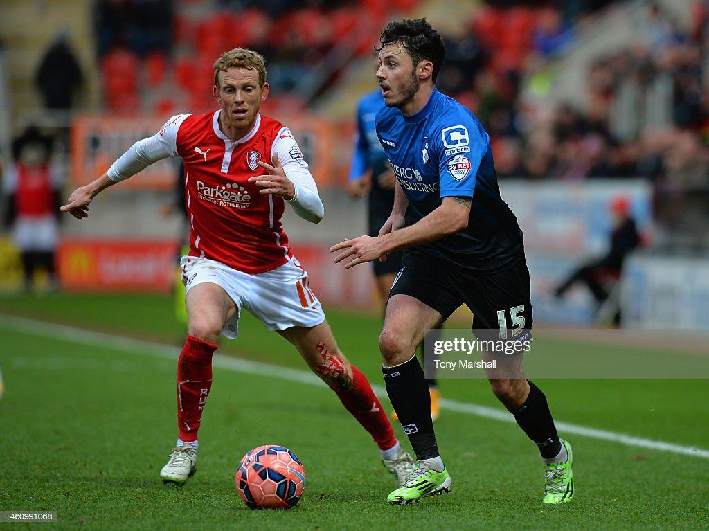 Rotherham United v Bournemouth - FA Cup Third Round