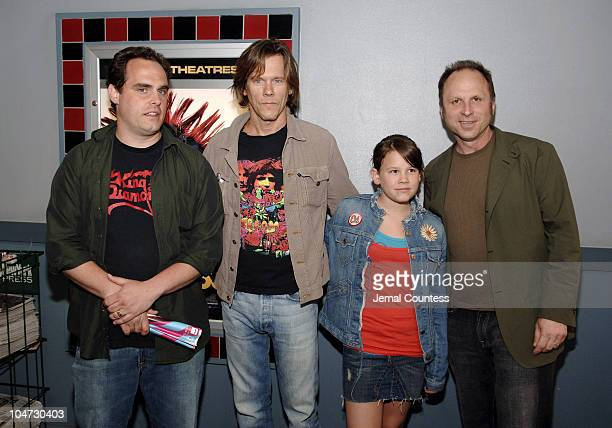 Paul Greene Kevin Bacon Bob Bernie and Kevin Bacon's Daughter