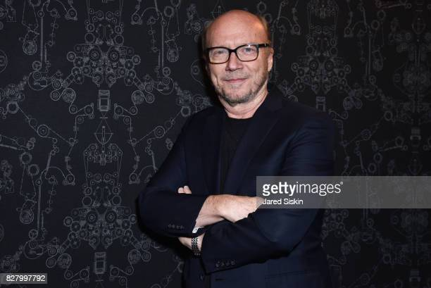 Paul Haggis attends Neon hosts the after party for the New York Premiere of Ingrid Goes West at Alamo Drafthouse Cinema on August 8 2017 in New York...